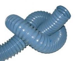 Gaine PVC spirale acier