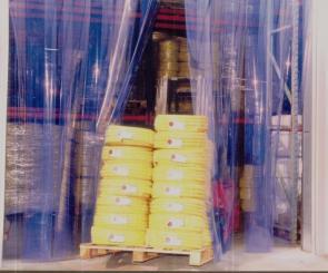 Lanières souple PVC