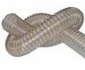 Gaine Polyuréthane spirale cuivre forte épaisseur