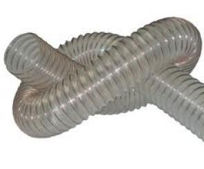 Gaine polyuréthane spirale cuivre